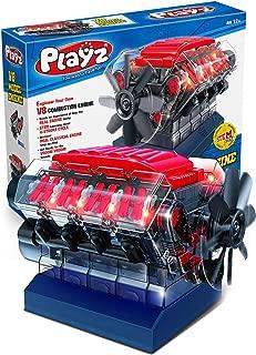 working model internal combustion engine