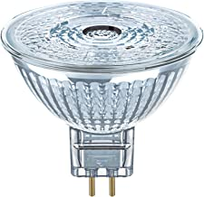 OSRAM LED Superstar MR16 12 V / LED Reflector lamp, MR16, for Low Voltage Operation, with pin Base: GU5.3, Dimmable, 3 W, ...