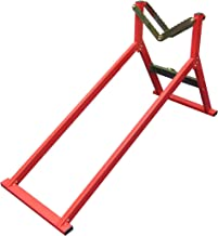 diy chainsaw holder