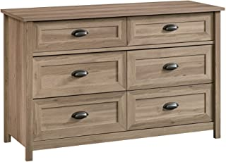 Sauder County Line Dresser, Salt Oak finish