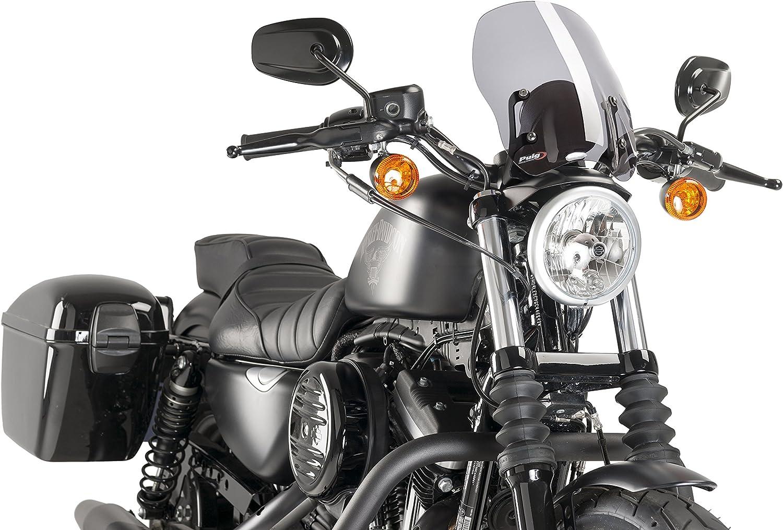 Puig sale 9283H New Generation Windshield Light Sm Harley Regular dealer Sportster C