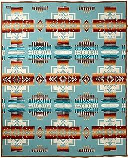 Chief Joseph Robe Blanket