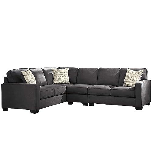 Cool Microfiber Sectional Sofas Amazon Com Creativecarmelina Interior Chair Design Creativecarmelinacom