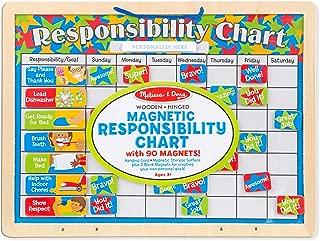 Melissa and Doug Magnetic Responsibility Chart
