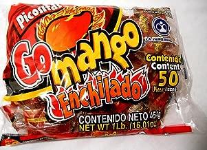 Go Mango - Hot Gummi Mango Flavor-