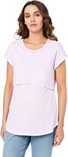 Ripe Maternity Women's Richie Nursing Tee
