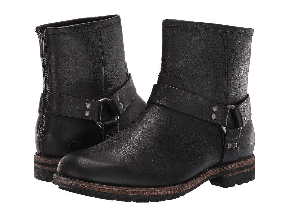 Polo Ralph Lauren Melvin Casual Boots (Black) Men