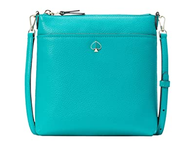 Kate Spade New York Polly Small Swing Pack (Fiji Green) Bags