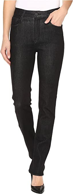 Bombshell Straight Leg Jeans in Gothic