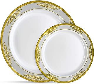 Best high end plastic tableware Reviews