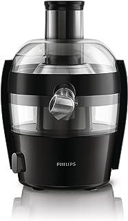 Philips HR1832/00 Centrifugeuse Quickclean Nettoyage 1,5 L de Jus en 1 Extraction Puissance:400 W Noir