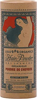 Lulu Organics Jasmine Hair Powder/Dry Shampoo - 4 oz