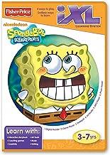 Fisher-Price iXL Learning System Software Spongebob Squarepants