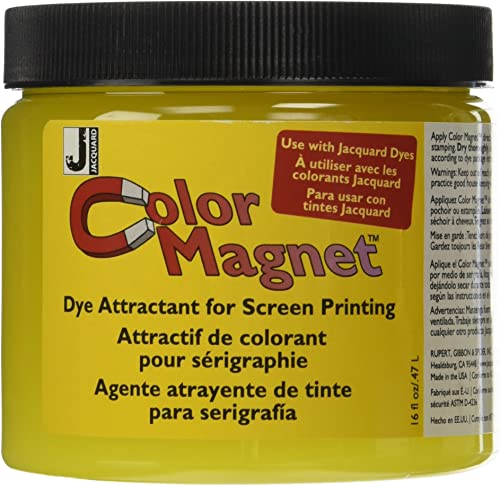 Jacquard Products Color Magnet for Silk Screening, 16-Ounce (CHM3900)