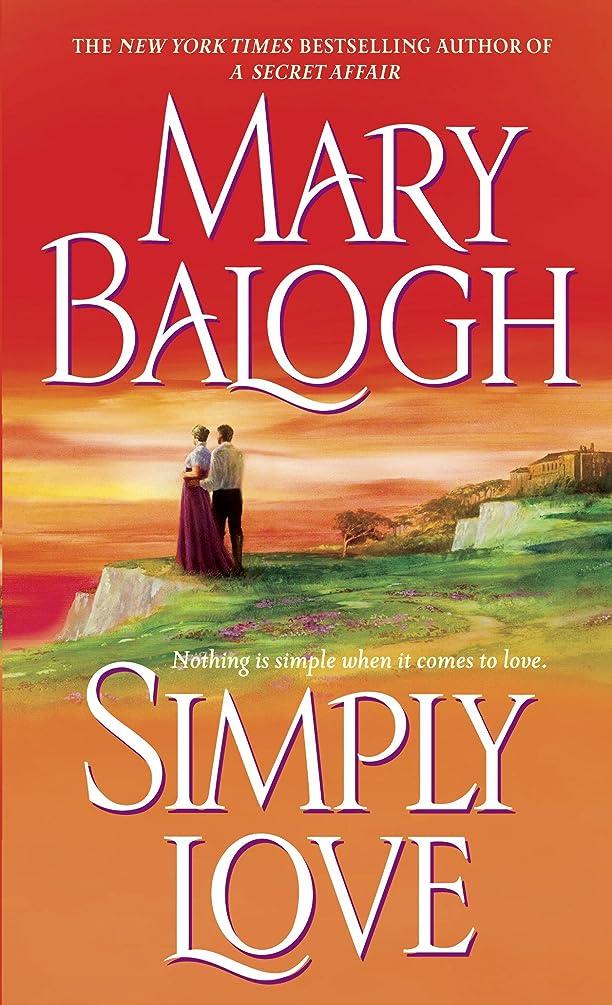 トークン一次バターSimply Love (Simply Quartet Book 2) (English Edition)