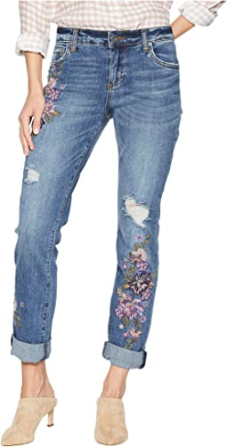 Catherine Boyriend Jeans in Solution