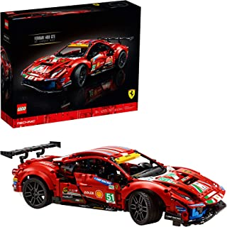 "LEGO Technic Ferrari 488 GTE ""AF Corse #51"" 42125..."
