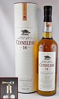 Clynelish 14 Jahre Single Malt Whisky Whiskey 1 Glaskugelportionierer