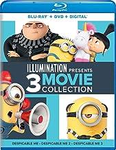 Illumination Presents: 3-Movie Collection (Despicable Me / Despicable Me 2 / Despicable Me 3) [Blu-ray]