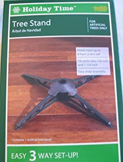 Holiday Time Artificial Tree Replacement Stand