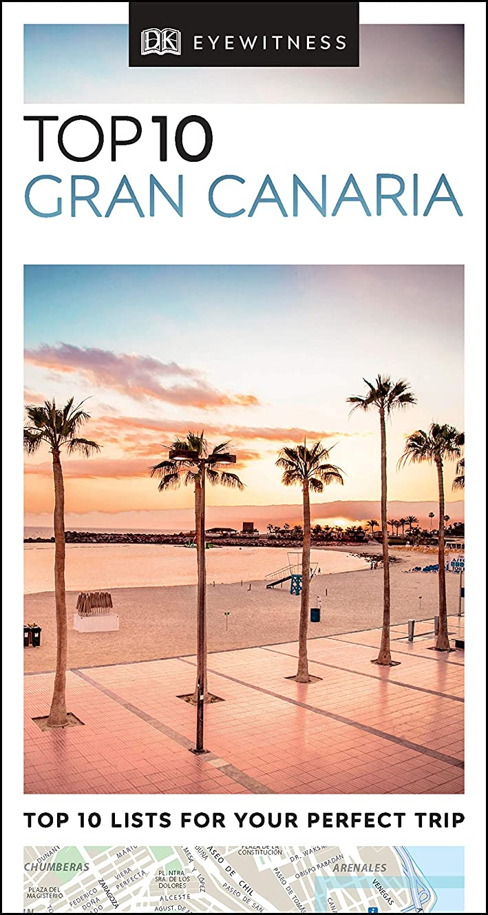 ビデオ自分自身守るDK Eyewitness Top 10 Gran Canaria (Pocket Travel Guide) (English Edition)