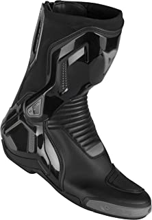 Dainese-COURSE D1 OUT BOOTS, Black/Anthracite, Size 39