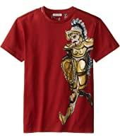 Dolce & Gabbana Kids - King Short Sleeve T-Shirt (Big Kids)