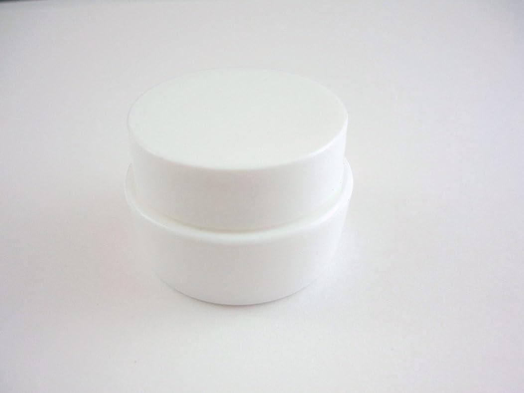 処方飛躍リスクジェル空容器 3ml   ホワイト 10個セット