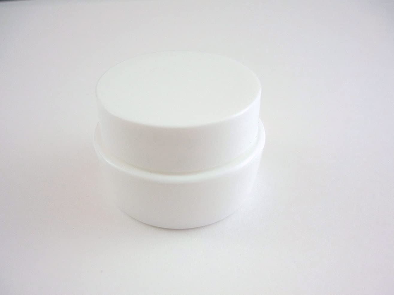 ビスケット南西レザージェル空容器 3ml   ホワイト 10個セット