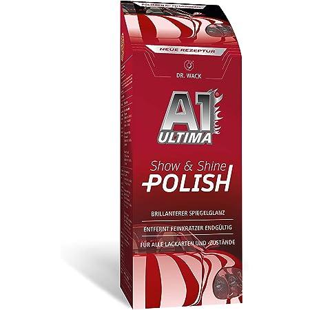 Dr Wack A1 Ultima Show Shine Polish 250 Ml 2660 Auto