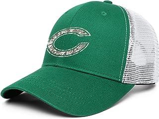 Vernmex Hats for Men, Mens Hat Baseball Hats Dad Hats Green Trucker Hat Cap for Men