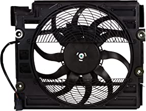 BOXI Engine Cooling Fan Assembly For BMW 5 SERIES E39 525i 528i 528iT 530i 540i M5 64546921395