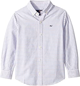 Bell Haven Plaid Oxford Shirt (Toddler/Little Kids/Big Kids)