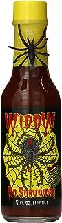 Widow Hot Sauce, No Survivors, 5 Ounce