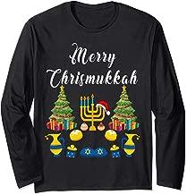 Christmas long sleeve - Hanukkah Merry Chrismukkah T-Shirt