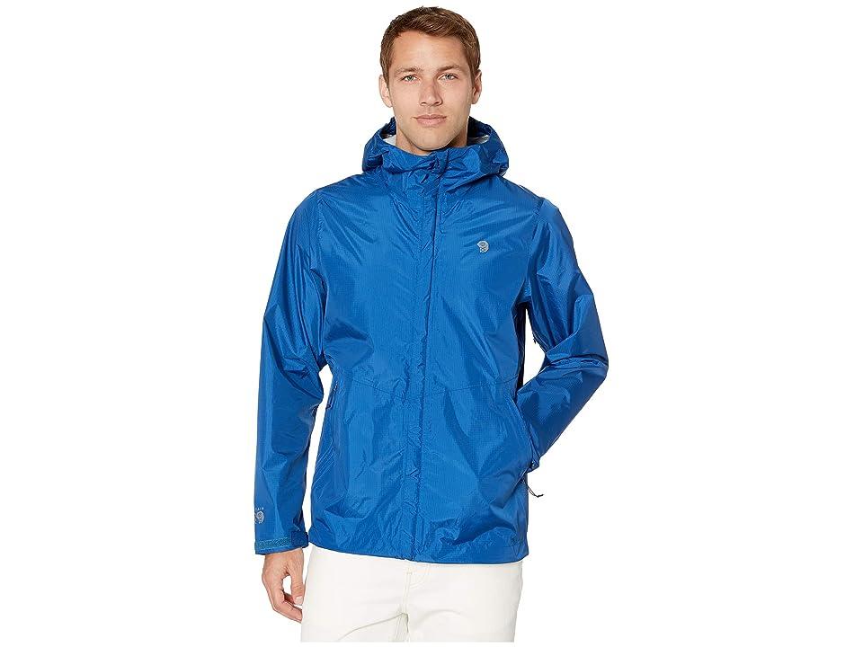 Mountain Hardwear Acadia Jacket (Nightfall Blue) Men