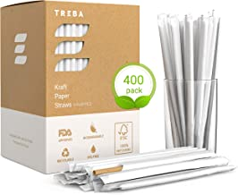 Best paper wrapped paper straws Reviews
