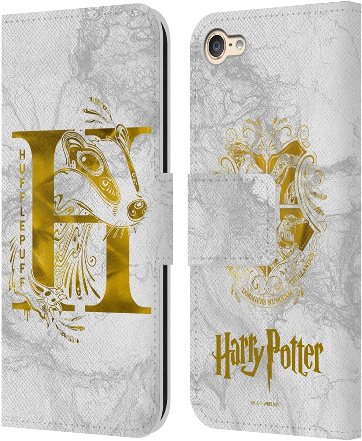 Under blast sales Head Case Designs Officially Licensed Courier shipping free shipping Potter Hufflepuff Ag Harry