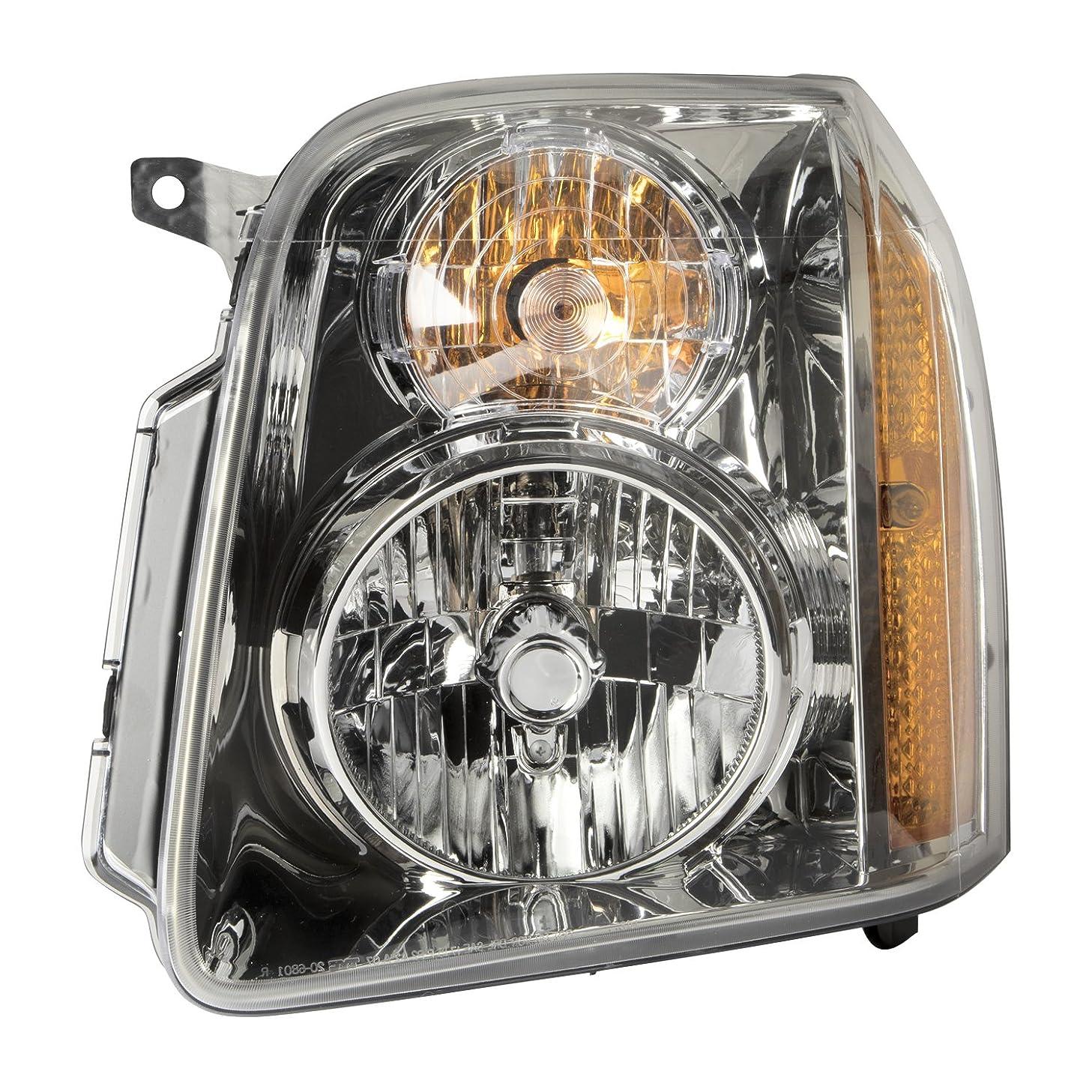 TYC 20-6802-00 GMC Driver Side Headlight Assembly