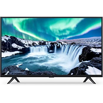 "Xiaomi Mi Smart TV 4A 32"" HD LED, Tuner Triplo, Android TV 9.0, Telecomando con Microfono, Pulsante Video e Netflix"