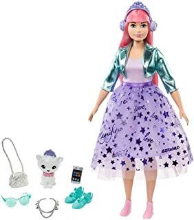 Barbie Dreamhouse Adventures Daisy Princesa Moderna Muñeca