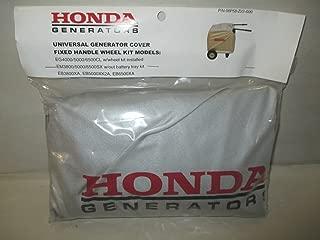 Honda 08P58-Z22-600 Fixed Handle Generator Cover