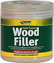Everbuild Multifunctionele houtvulstof, wit, 250 ml