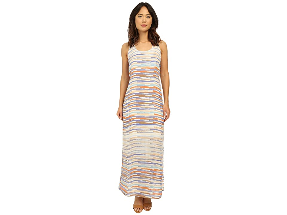 NIC+ZOE Painted Ombre Dress (Multi) Women