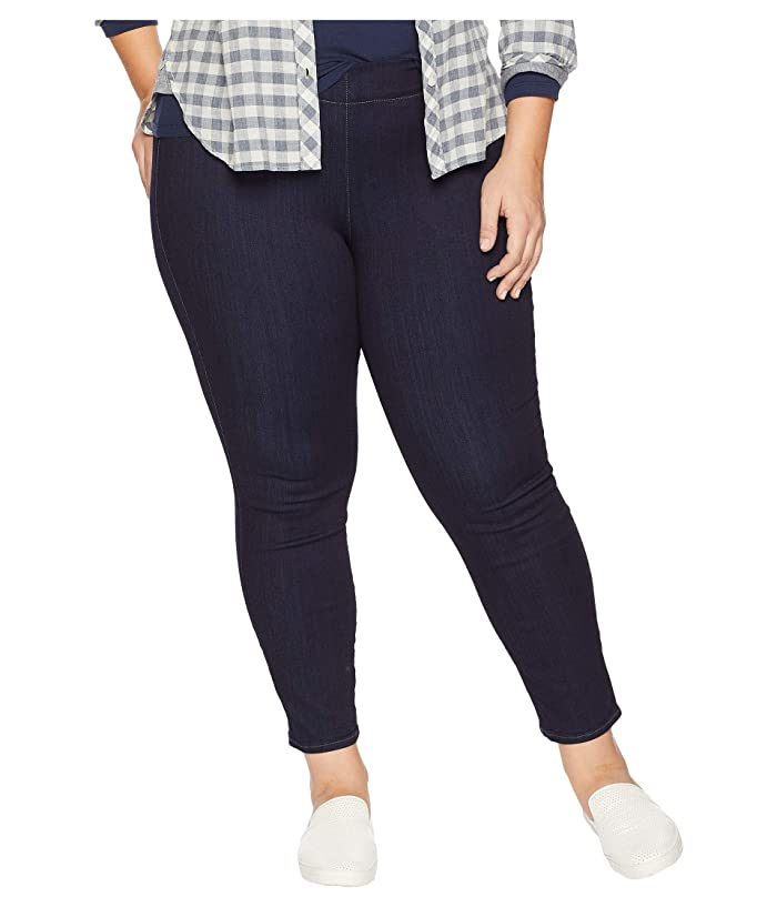 NYDJ Plus Size Plus Size Pull-On Skinny Ankle in Mabel (Mabel) Women's Jeans