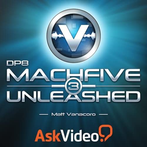 MachFive 3 Course For Digital Performer by A.V.