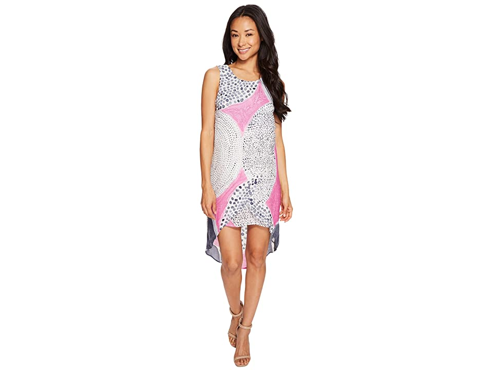 NIC+ZOE Petite Sungrove Nights Dress (Clover) Women