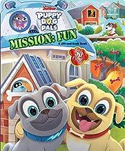 Disney Puppy Dog Pals: Mission Fun Lift-the-Flap