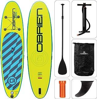 "O'Brien Kona 10'6"" Inflatable SUP Kit, Green"
