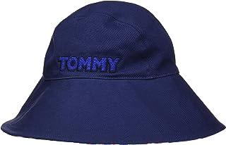 Tommy Hilfiger Feminine Summer Hat Tribly, Bleu, Unique (Taille Fabricant:) Femme